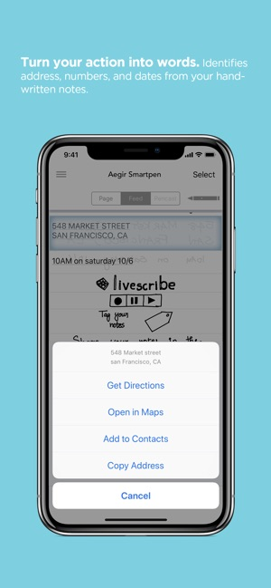 Livescribe+ on the App Store