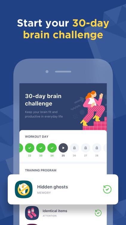 Impulse: Brain Games & Puzzles