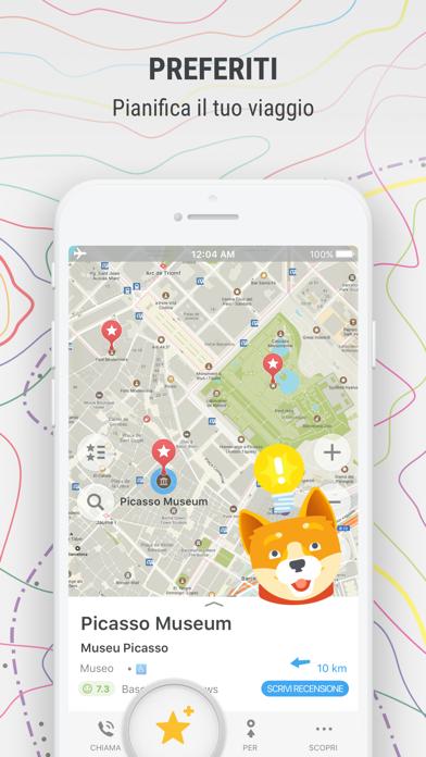 MAPS.ME – Mappe offline