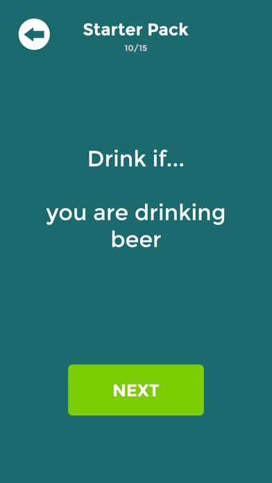 Drink If: Buzzed Drinking Game screenshot 3