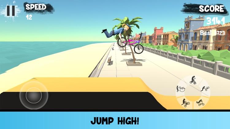 BMX Boss Flip screenshot-4