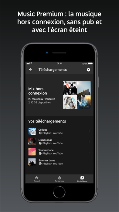 Télécharger YouTube Music pour Android
