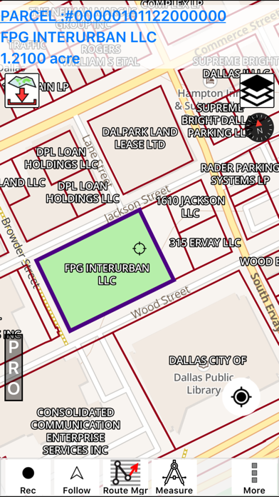 i-Hunting : GPS Maps App Screenshot