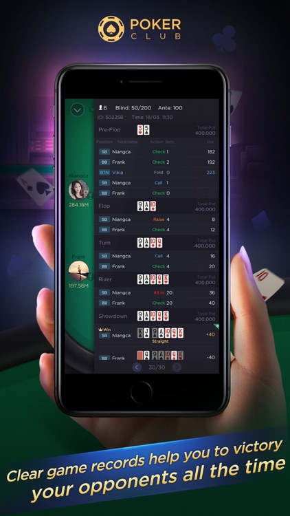Poker Club-Texas with friends screenshot-5