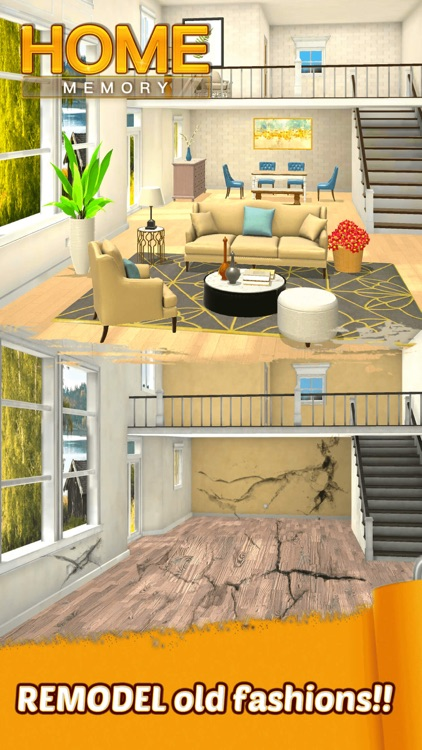 Home Memory: Word &Home Design