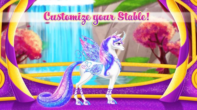 My Little Unicorn Magic Horse
