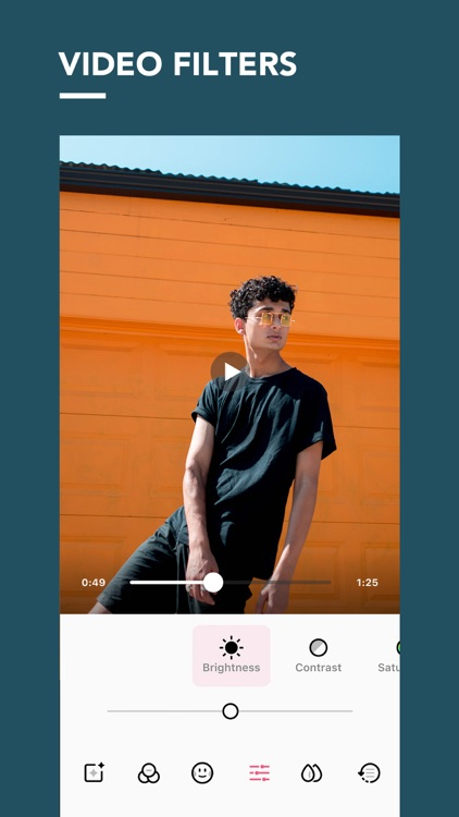 Pomelo Filters screenshot-0