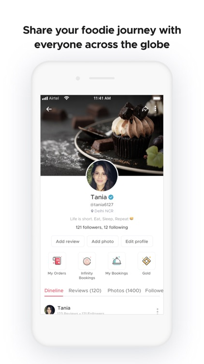 Zomato - Food & Restaurants screenshot-6