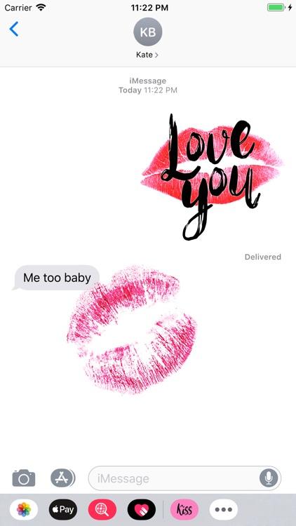 Lipstick Kiss screenshot-3