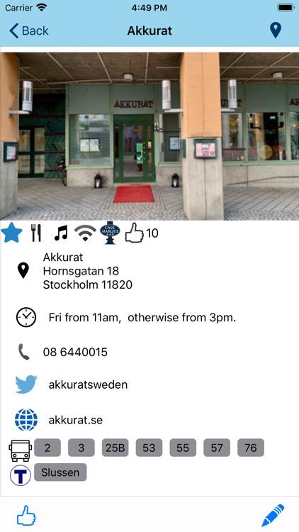 Beer Guide Stockholm screenshot-3