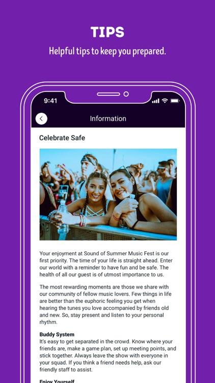 Sound of Summer Music Fest screenshot-3