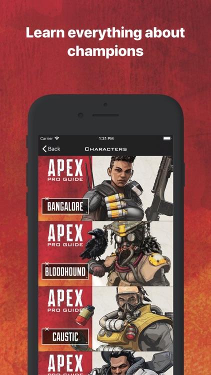 Pro Guide for APEX Legends screenshot-3