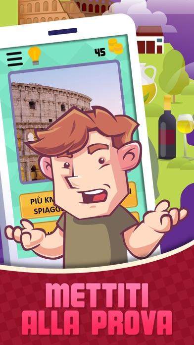 Screenshot of Trivia viaggi: Quiz di viaggio4
