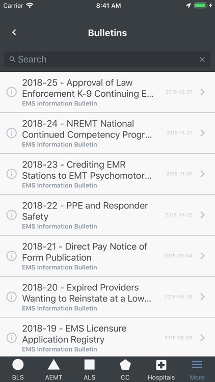 PA EMS Protocols screenshot-5