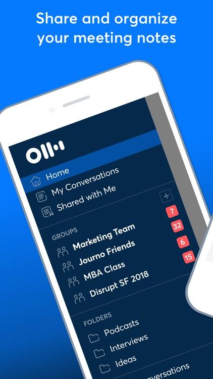 Otter Voice Meeting Notes screenshot-5
