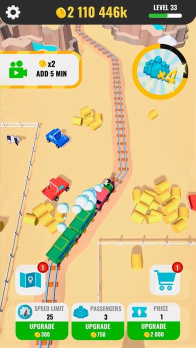 Rail Idle screenshot 1