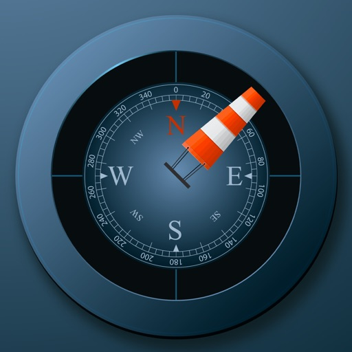 Windsock - Wind direction icon
