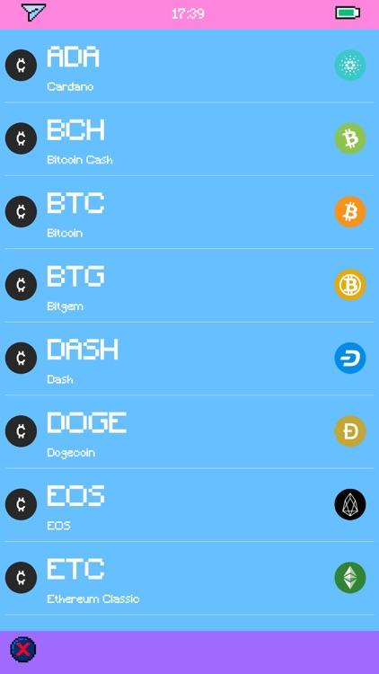 Pixel Currency - Converter screenshot-5