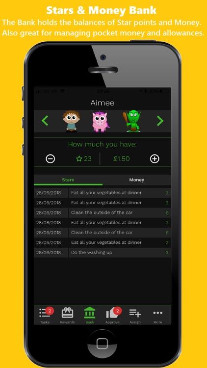 Star Chores - Family Tasks App screenshot-4