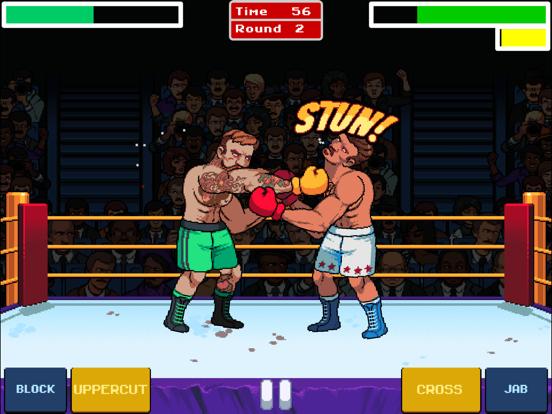Big Shot Boxing на iPad
