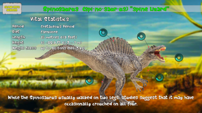 Exploring Dinosaurs Screenshot 4