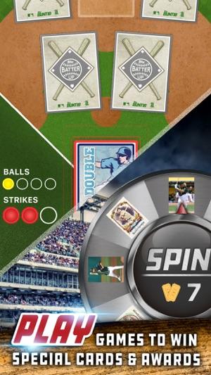 Mlb Bunt Baseball Card Trader On The App Store