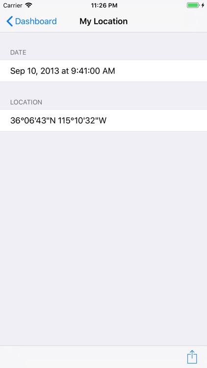 Dashometer-Lite GPS Dashboard screenshot-4