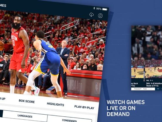 NBA: Live Games & Scoresのおすすめ画像2