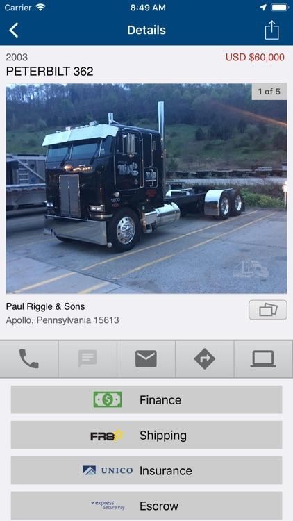 Truck Paper screenshot-3