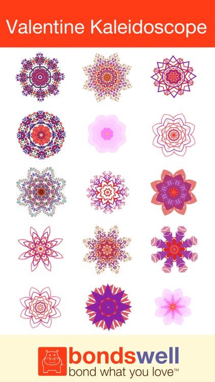 Valentine Kaleidoscope