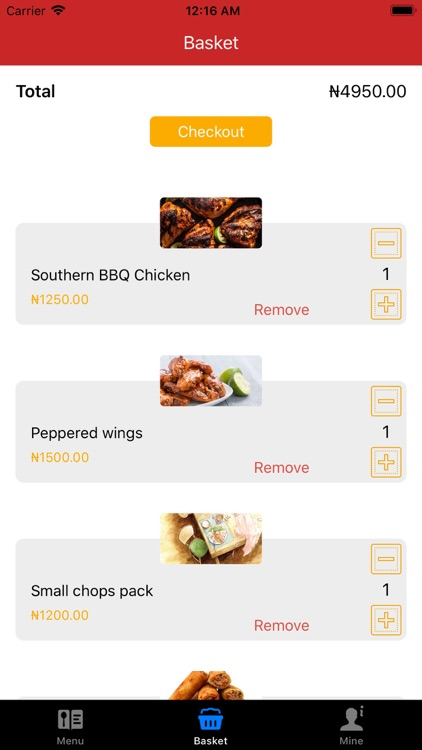 Your delicious food screenshot-4