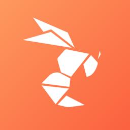 Ícone do app Hornet Rede Social Gay