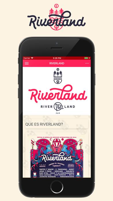 RiverlandCaptura de pantalla de1