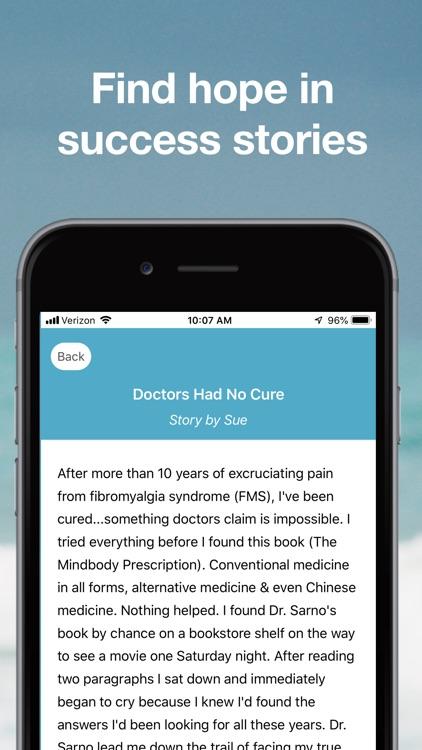 Remedy: Chronic Pain Relief screenshot-6