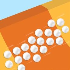 Activities of Sliding Balls