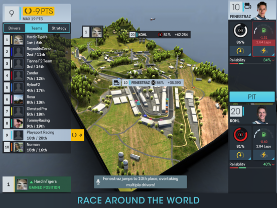 Motorsport Manager Online screenshot 17