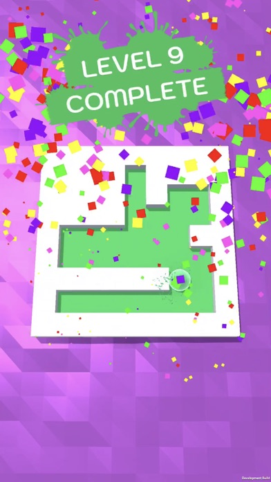 Screenshot for Roller Splat! in United States App Store