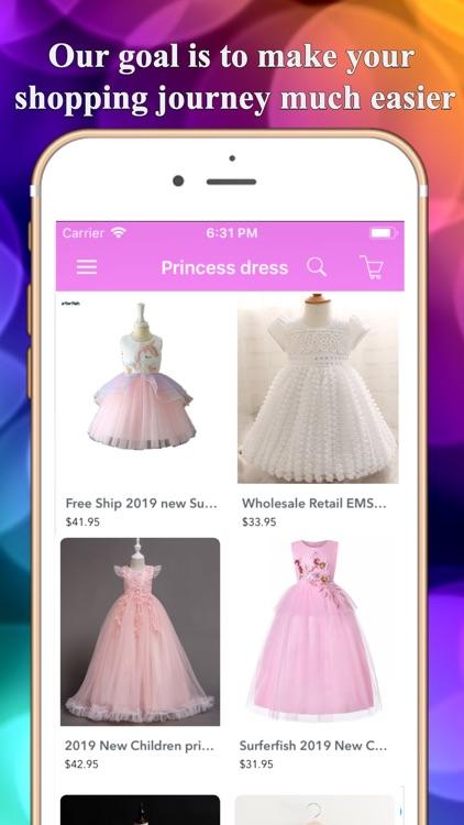 KIDS SHOP : online shopping screenshot-3