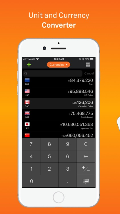 CalConvert: Currency Converter