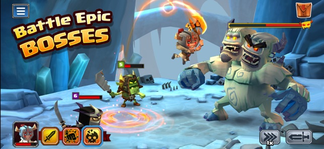 Dungeon Boss on the App Store