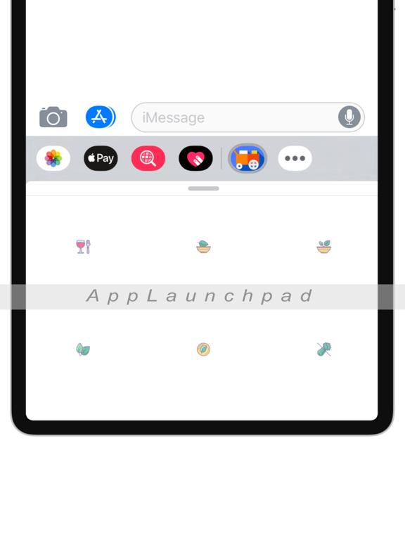 Food Emoji screenshot 2