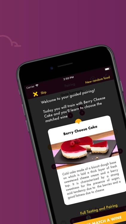 Decanto - Food & Wine Pairing screenshot-4