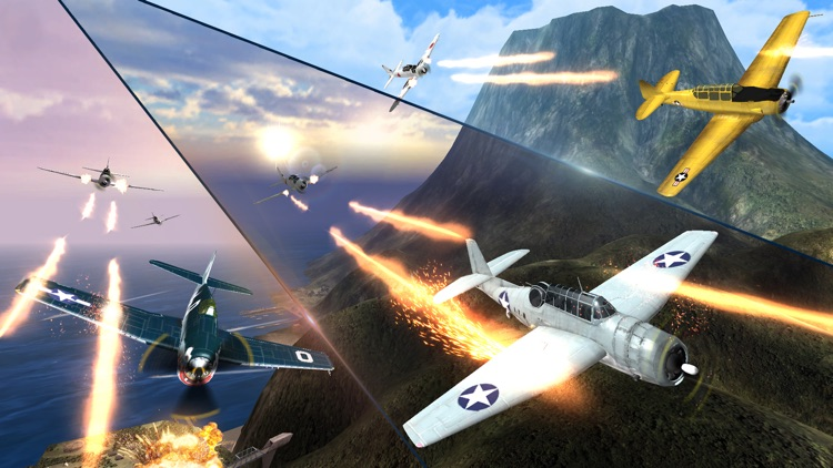 Air Combat Pilot: WW2 Pacific screenshot-6