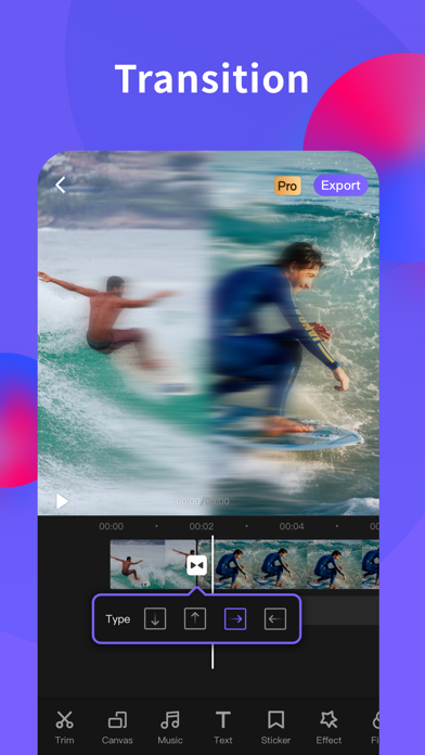 VivaCut - Pro Video Editor screenshot 2