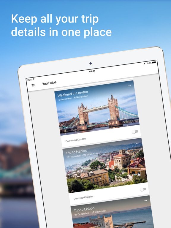 Google Trips – Plan Your Trip screenshot 6