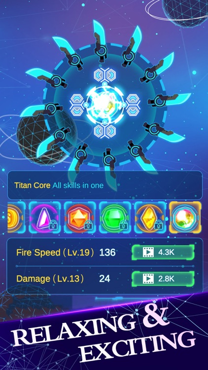 Helix Blast 3D screenshot-3