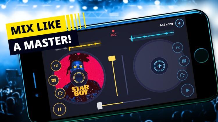 Tap & Mix: DJ Music Mixer screenshot-3