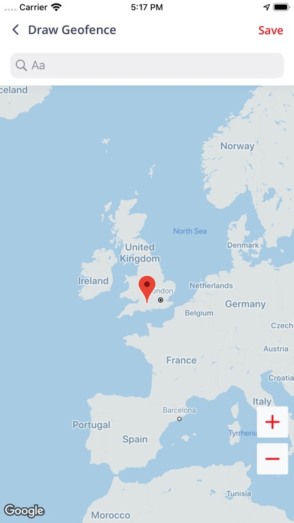 Ghost Tracker GPS screenshot-3