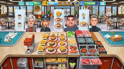 Crazy Cooking Star Chef - Revenue & Download estimates - Apple