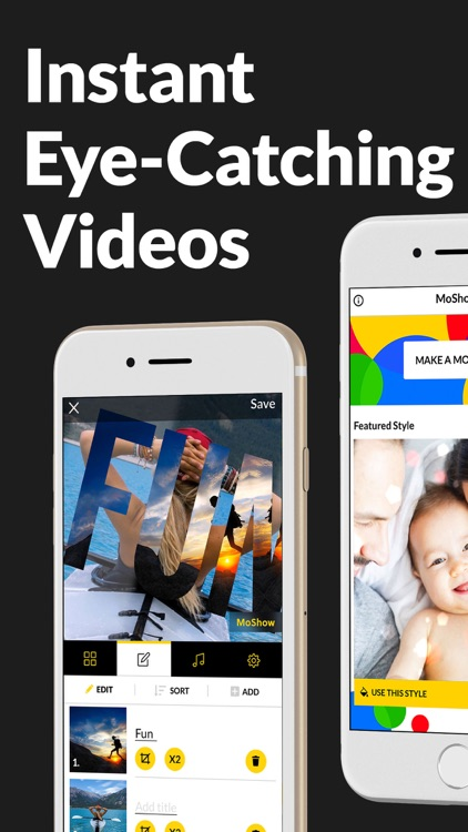 MoShow Slideshow Photo & Video screenshot-5